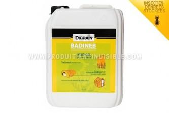 Badineb en 5 litres contre les insectes des denrées stockées