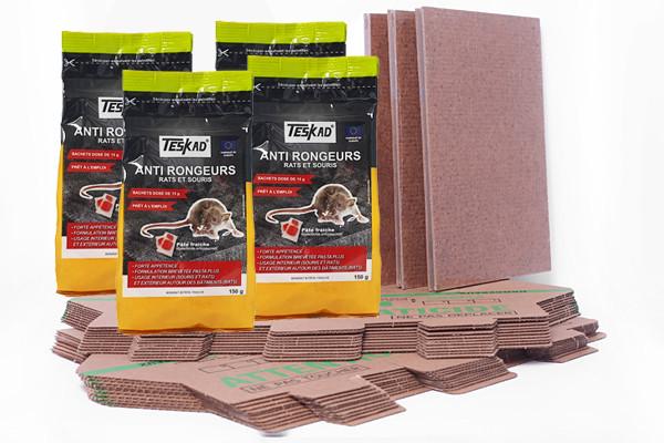 Pack Spécial Rats Plus