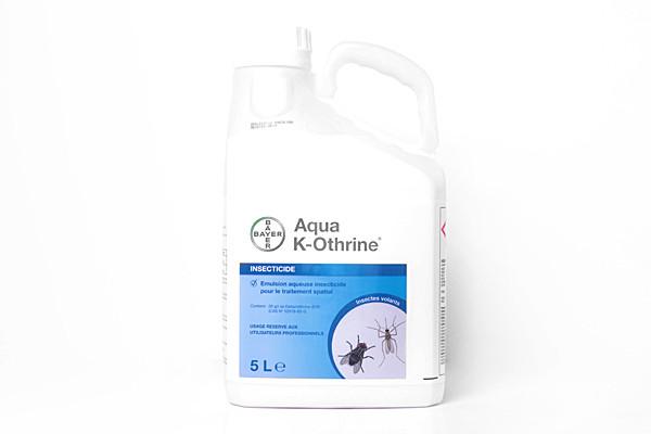 Anti moustiques Insecticide à Diluer Aqua K-Othrine Ew 5L