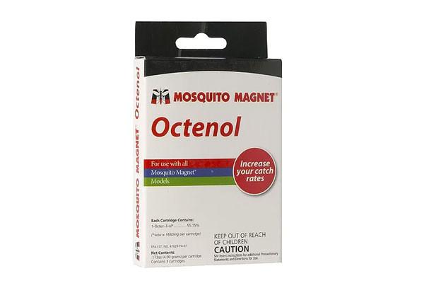 Anti moustiques recharges pour Mosquito Magnet Octenol en lot de 3