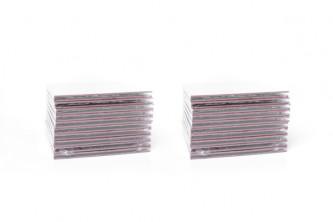 Plaques de glu en bois Anti Souris et Rats en lot de 24 - soit 48 pièces