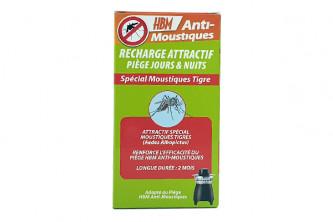 Recharge piège You Get Out - Spécial Moustiques Tigre