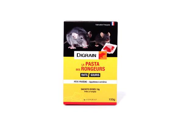 Anti rats Digrain pasta des rongeurs 150g