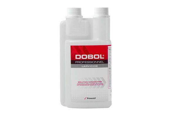 Anti mouches insecticide Dobol larvicide en 500ml