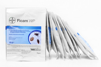 Insecticide Ficam WP lot de 10 anti guêpes et frelons
