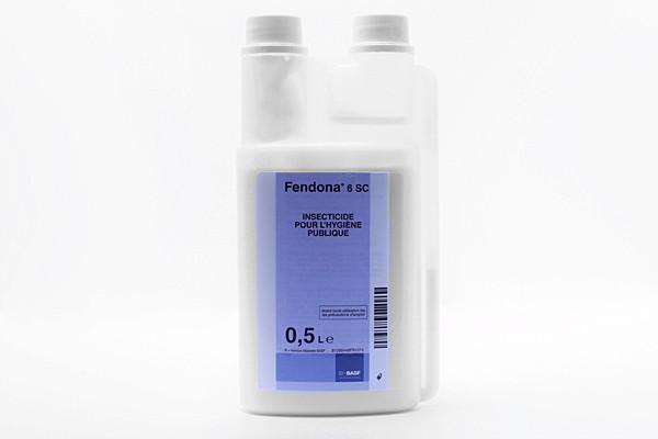 Anti araignées Insecticide Concentré Fendona 6CS 500ml