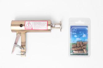 fusil anti taupes avec 10 balles