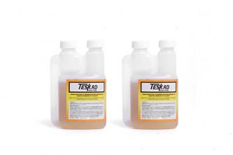 Anti mites et teignes Teskad Insecticide concentré 100ml en lot de 2 Anti insectes rampants anti volants pour 100m²