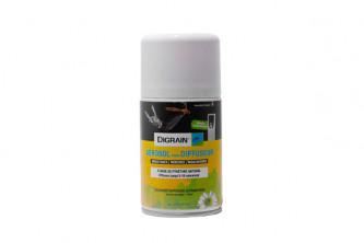 Anti mouches Recharge diffuseur actif aérosol digrain 250ml
