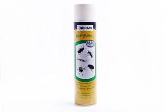 Anti fourmis aérosol insecticide Digrain Rampants