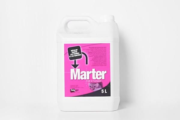 Répulsif liquide anti fouines et martres 5 litres