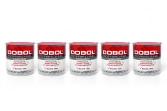 Anti acariens fumigène insecticide Dobol en lot de 5