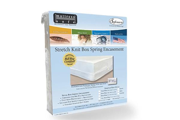 Housse de protection pour sommiers anti punaises de lit anti acariens Mattress Safe