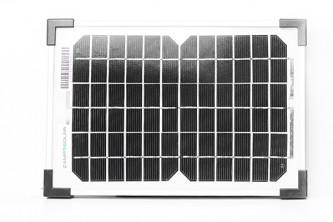 Panneau solaire pour anti pigeons pro