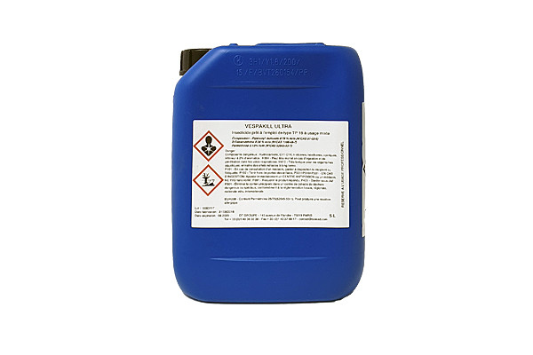 Insecticide guêpes et frelons Vespakill Ultra en 5 litres
