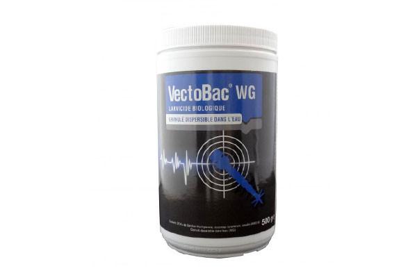 Anti moustiques Insecticide Vectobac WG Boite De 500g