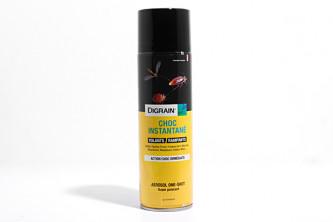 Anti mites et teignes aérosol Digrain Instantané 400ml