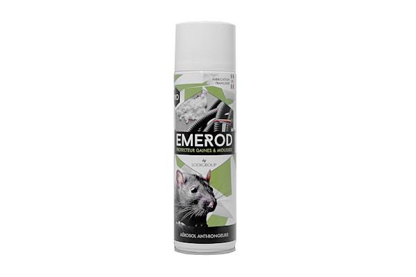 Anti rats Aérosol Protecteur gaines & mousses EMEROD