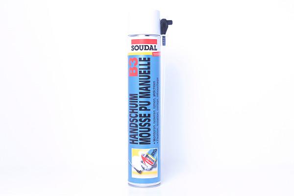 Mousse expansive - Polyuréthane en 500ml