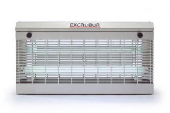 Excalibur Industrial, 40 watt, Inox