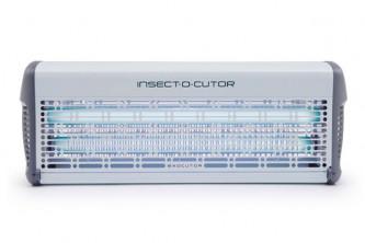 DEIV Exocutor 80 Watts Métal blanc Destruteur d'insectes volants