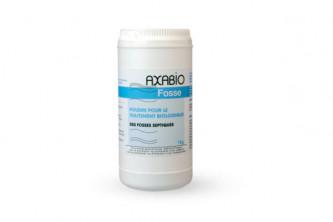 Axa bio fosse pour le traitement des fosses septiques en 1kg