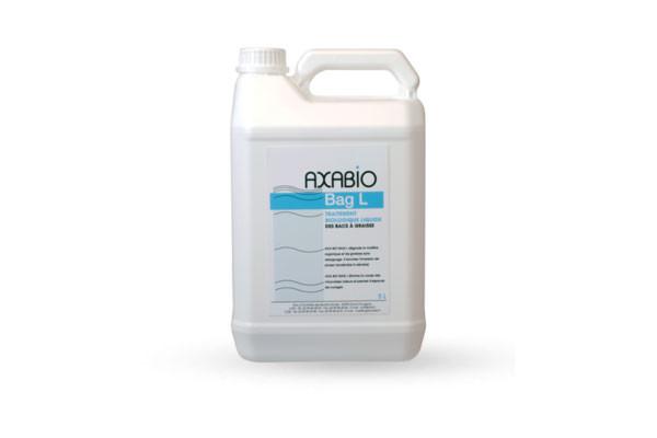 Dégraissant Bac à Graisse Axa Bio Bag en bidon de 5L