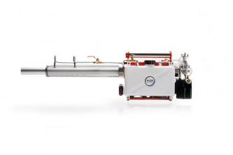 Thermonébulisateur DT100SH - génerateur de fumée thermonébulisation de substances solvantées ou aqueuses - capacité 4.5 litres