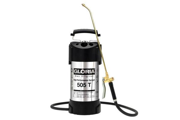 Pulvérisateur Inox Gloria 505T + lance laiton