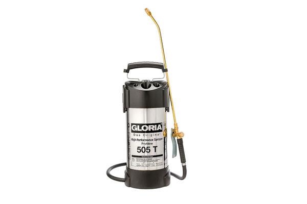 Pulvérisateur Inox Gloria 505T + lance B&G