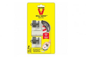 Pièges à souris Victor® Kill-Vault™ lot de 2