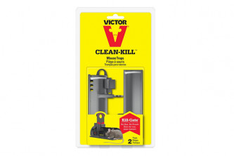 Piège à souris Clean-Kill™ Victor® lot de 2