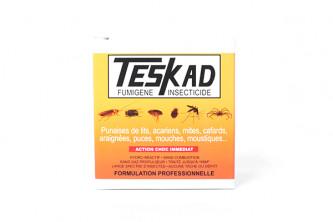 Anti araignées fumigène insecticide Teskad