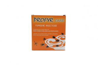 Anti cafards fumigène Profyr lot de 4
