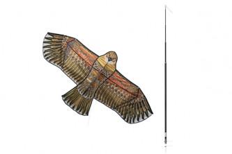 Anti pigeons et oiseaux, Effaroucheur volant faucon