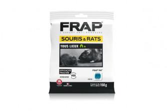 Anti souris Frap Pat' au diféthialone 150 g