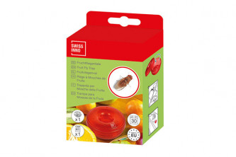 Piège à mouches de fruits