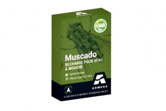Recharge pour Muscado piège à mouche