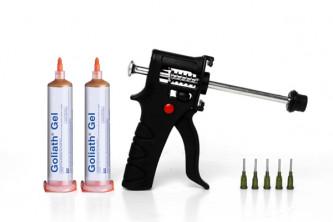 Gel Anti Cafards Goliath lot de 2 + pistolet