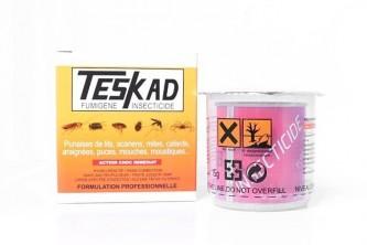 Anti punaises de lit fumigène insecticide Teskad